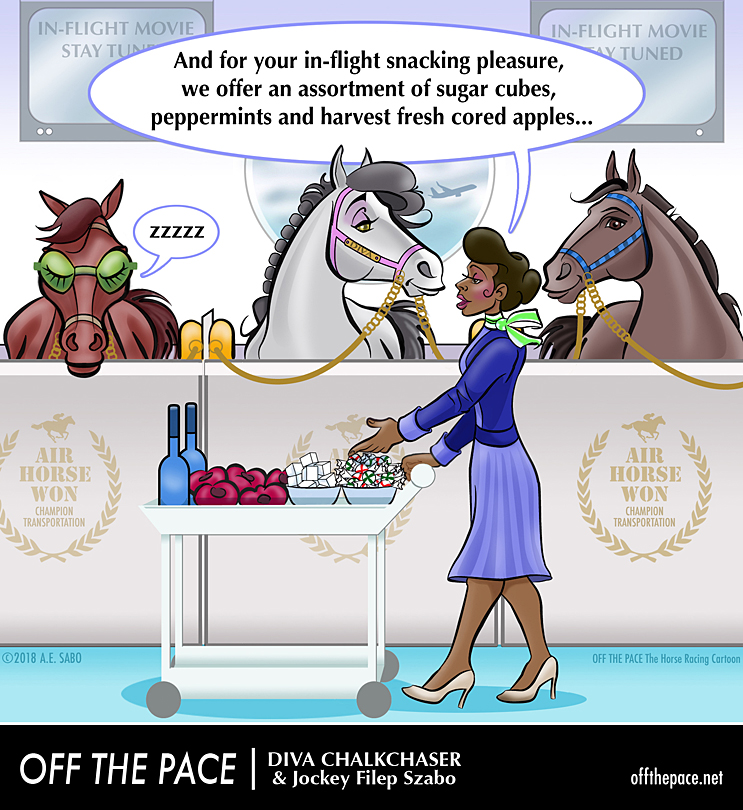 Diva Chalkchaser Archives Horse Racing Cartoons By Ae Sabotag